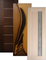 Шпонированные межкомнатные двери