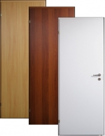 Строительные двери в комплекте с четвертью (финки)