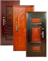 Стальные входные двери (пр-во КНР) СКИДКИ