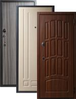 Стальные входные двери ТТ XL / XXL